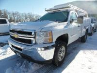 2014 Chevrolet Silverado 2500HD Work Truck4.10 Rear