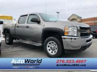 4WD, CarFax One Owner! AM/FM Radio ABS Brakes Call to