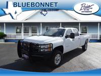 Work Truck trim. Excellent Condition, CARFAX 1-Owner.