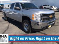 CARFAX 1-Owner. Work Truck trim. WAS $32,997, PRICED TO