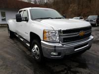 Check out this 2014 Chevrolet Silverado 3500HD LTZ. Its