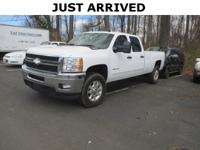 Silverado... 3500HD... Crew Cab... 4WD... Long Bed...