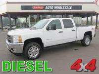 Solid and stately, this 2014 Chevrolet Silverado 3500HD