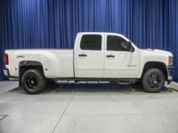 Clean Carfax One Owner 4x4 Diesel Dually Truck with