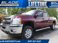 4WD/4x4, Duramax, **CARFAX ONE OWNER, **Only 8.7% Sales