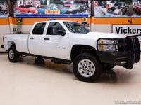 2014 Chevrolet Silverado 3500HD Work Truck 4X4  2014