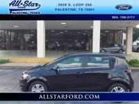 One of the best things about this 2014 Chevrolet Sonic