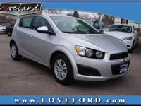 CLEAN CARFAX ONE OWNER!. 4D Hatchback. Car buying made