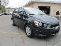 Options:  2014 Chevrolet Sonic 4D Hatchback Lt