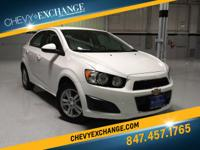 Options:  2014 Chevrolet Sonic Lt Auto|1.8L 4