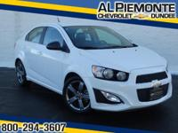 NEW ARRIVAL! -Low Miles!- This 2014 Chevrolet Sonic