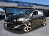 Exterior Color: black, Body: Hatchback, Engine: 1.4L I4