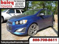 Exterior Color: blue, Body: Hatchback, Engine: 1.4L I4