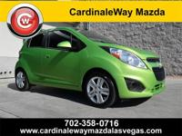 Clean CARFAX.  Recent Arrival! 2014 Chevrolet Spark 1LT