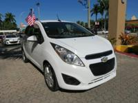 Options:  2014 Chevrolet Spark 1Lt Cvt 4Dr