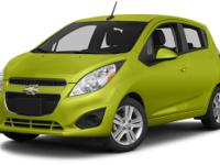 Options:  2014 Chevrolet Spark 1Lt|Miles: 16859Stock
