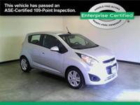 Chevrolet Spark is a perfect car for the first-time