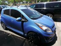 Look at this 2014 Chevrolet Spark LT. Its Automatic