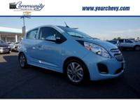 Options:  2014 Chevrolet Spark Ev 1Lt|1Lt 4Dr