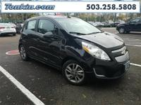 WOW!!! Check out this. 2014 Chevrolet Spark EV 2LT