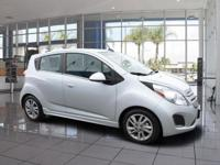 Certified Vehicle! This 2014 Chevrolet Spark EV LT will