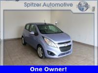 Chevrolet Spark LS CARFAX One-Owner. Clean CARFAX.