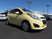 Look at this 2014 Chevrolet Spark LS. Its Automatic