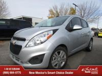 Options:  2014 Chevrolet Spark Ls Cvt|Ls Cvt 4Dr