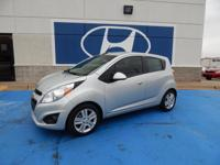 We are excited to offer this 2014 Chevrolet Spark. When