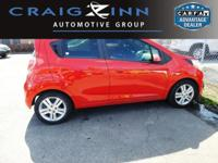 PREMIUM & KEY FEATURES ON THIS 2014 Chevrolet Spark