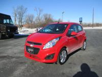 Like new inside and out! This 2014 Chevrolet Spark has