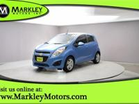 Our perky Carfax One Owner 2014 Chevrolet Spark LS
