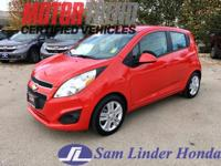 Options:  2014 Chevrolet Spark Ls|Advertised Price