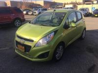 Check out this gently-used 2014 Chevrolet Spark we