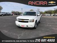 This used Chevrolet Suburban 1500 LT is now for sale in