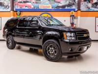 2014 CHEVROLET SUBURBAN LT 4X4  Beautiful black on