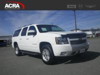 A few of this used Suburban's key features include: