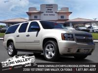 2014 Chevrolet Suburban 1500 LTZ  Gold and Autoride
