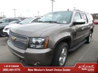 Options:  2014 Chevrolet Suburban Ltz 1500 4X4 Ltz 1500