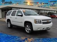 New Price! 2014 Chevrolet Tahoe LTZ 4WD, light cashmere