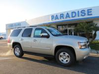 Options:  2014 Chevrolet Tahoe 2Wd 4Dr Ls|Certified