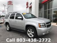 Options:  2014 Chevrolet Tahoe Lt|Gray|Ebony W/Custom