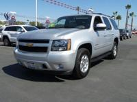 Options:  2014 Chevrolet Tahoe Lt|Silver Ice