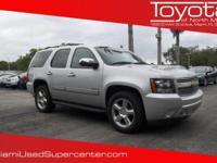 Options:  2014 Chevrolet Tahoe Lt|Silver/|V8 5.3L