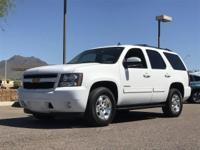 Just Reduced!  Clean CARFAX.  2014 Chevrolet Tahoe LT