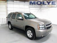 This 2014 Chevrolet CERTIFIED Tahoe comes with (4)