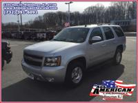 This 2014 Chevrolet Tahoe LT 4WD comes fully loaded