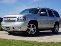 2014 Chevrolet Tahoe LTZ in Silver Ice Metallic, This