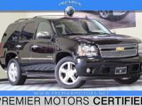 Options:  2014 Chevrolet Tahoe Ltz Black 5.3L