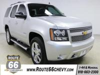 CARFAX One-Owner. Clean CARFAX. 2014 Chevrolet Tahoe